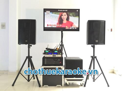 Dịch vụ cho thuê dàn karaoke chuyên nghiệp, giá rẻ - chothuekaraoke.vn